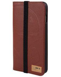 Hex | Boba Fett Iphone X Wallet Case - Burgundy | Lyst