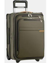 Briggs & Riley | 'baseline - Domestic' Rolling Carry-on Garment Bag | Lyst