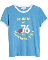 Wildfox - Johnny Ringer Nowhere Tee - Lyst