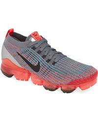 e7ee8b2fbb500 Lyst - Nike Vapormax Flyknit - Women s Nike Vapormax Flyknit Sneakers
