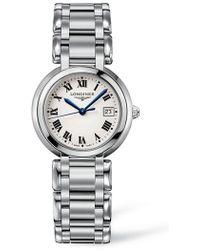 Longines - Primaluna Bracelet Watch - Lyst