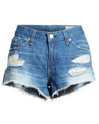 Rag & Bone - 'the Cutoff' Denim Shorts - Lyst