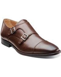 Florsheim - 'sabato' Double Monk Strap Shoe - Lyst
