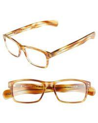 Eyebobs | Roy D 51mm Reading Glasses - Light Tortoise | Lyst