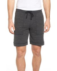 Alo Yoga - Revival Relaxed Knit Shorts - Lyst