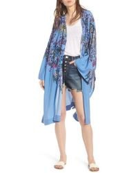 Free People - Dont Know Kimono - Lyst