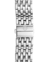 Michele - Deco 16 16mm Bracelet Watchband - Lyst