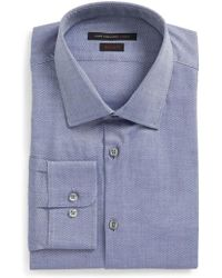 John Varvatos - Regular Fit Dress Shirt - Lyst