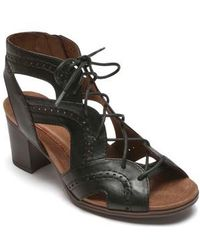 Cobb Hill - Hattie Lace-up Sandal - Lyst