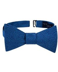 Ted Baker - Grand Botanical Silk Bow Tie - Lyst