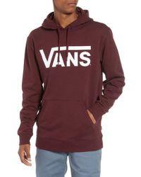 Vans - Classic Hoodie Sweatshirt - Lyst