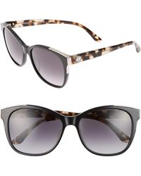 Juicy Couture - Shades Of 56mm Cat Eye Sunglasses - Lyst