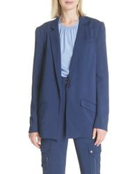 Tracy Reese - Boxy Suit Jacket - Lyst