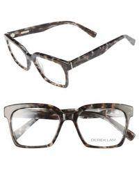 Derek Lam - 51mm Optical Glasses - - Lyst