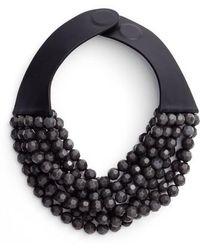 Fairchild Baldwin | Beaded Collar Necklace | Lyst