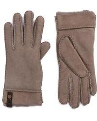 Ugg | Ugg Tenney Genuine Shearling Gloves | Lyst