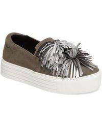 Kenneth Cole | Jayson Pom Platform Sneaker | Lyst