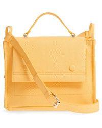 Danielle Nicole - Nolan Faux Leather Crossbody Bag - - Lyst