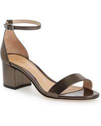 Schutz - Chimes Ankle Strap Sandal - Lyst