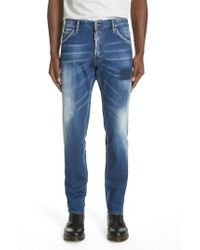 DSquared² | Pulito Cool Guy Jeans | Lyst