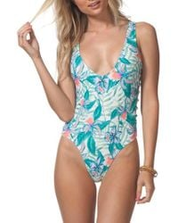 Rip Curl - Tropic Tribe One-piece Swimsuit - Lyst