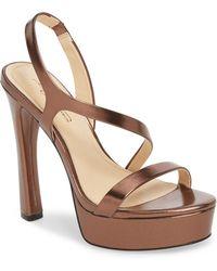 Imagine Vince Camuto - Piera Platform Sandal - Lyst