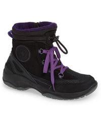Santana Canada - Torino Waterproof Insulated Lace-up Winter Boot - Lyst