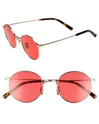 DIFF - Daisy 51mm Round Sunglasses - Lyst