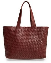 Robert Zur - Rina Leather Tote - Lyst