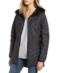 The North Face - Mossbud Reversible Insulated Parka - Lyst
