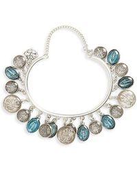 Virgins, Saints & Angels - Les Celeste Charm Bracelet - Lyst