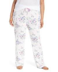 Pj Salvage - Floral Lounge Pants - Lyst
