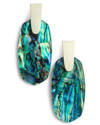 Kendra Scott | Aragone Drop Earrings | Lyst