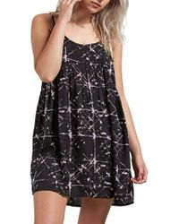 Volcom - Things Change Cover-up Dress - Lyst