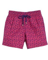 Vilebrequin - Mini Octopus Print Swim Trunks - Lyst