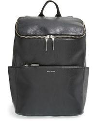 Matt & Nat - 'brave' Vegan Leather Backpack - Lyst