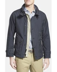 Survivalon - 'knox' Relaxed Fit Water Repellent Cotton Jacket - Lyst