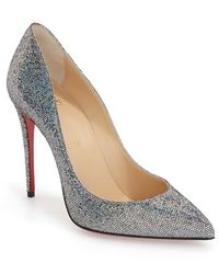 spikes shoes for men - Christian Louboutin Heels | High Heels, Pumps & Platform Heels | Lyst