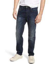 DIESEL - Diesel Buster Slim Straight Leg Jeans - Lyst