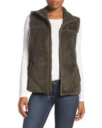 The North Face   Campshire Vest   Lyst