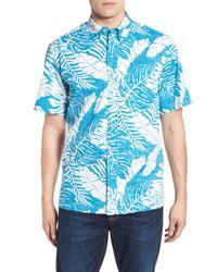 Reyn Spooner - Avenue Falls Classic Fit Sport Shirt - Lyst