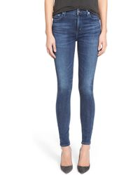 Citizens of Humanity - Sculpt - Rocket High Waist Skinny Jeans - Lyst
