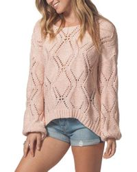 Rip Curl - Love Spell Sweater - Lyst