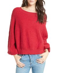 Free People - Found My Friend Sweatshirt - Lyst