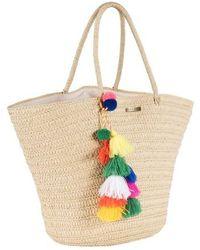 Rip Curl - Beach Bazaar Straw Bag - Lyst