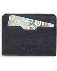 Rag & Bone - Leather Card Case - - Lyst