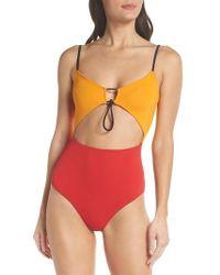 Chromat - Sunset Swimsuit - Lyst