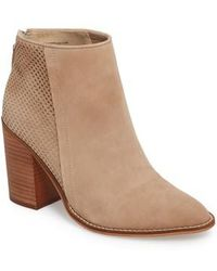 Steve Madden - Replay Bootie - Lyst