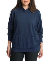 Bun Maternity | Relaxed Daily Maternity Nursing Hoodie | Lyst