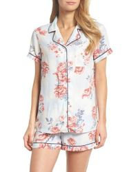 Nordstrom - Sweet Dreams Short Pajamas - Lyst